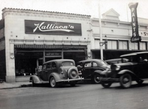 The Kallison's storefront, seen here in the 1930s, was a fixture in downtown San Antonio. It catered to ranchers and farmers.