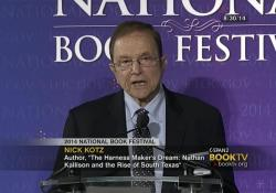 Nick Kotz at 2014 National Book Festival